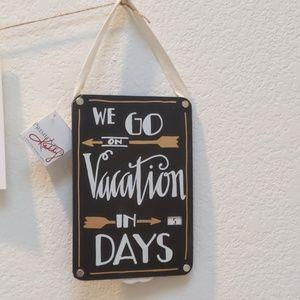 Vacation Board NWT